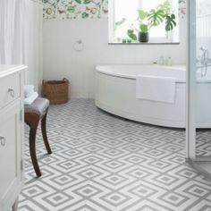Granada Grey Sheet Vinyl Flooring Wide 16 Per Cushioned Vinyl Flooring, Grey Vinyl Flooring, Vinyl Flooring Bathroom, Vinyl Sheet Flooring, Bathroom Vinyl, Kitchen Vinyl, Luxury Vinyl Flooring, Vinyl Tiles, Bathroom Floor Tiles
