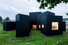 House O / Jun Igarashi Architects (Perfectura de Hokkaido, Japón) #architecture