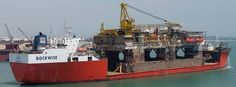 Dockwise TARGET loaded with SKO ALLIANCE departed from Singapore Jurong bound for Abidjan