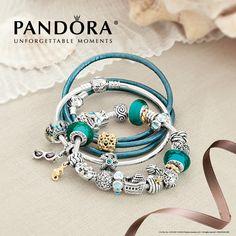 Pandora Turquoise