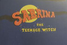 1971 Sabrina TITLE CARD opening Cel FILMATION Animation Production Art Cartoon   eBay