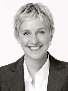 Ellen Degeneres is amazing
