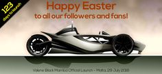 Happy Easter to all our friends, fans and followers!