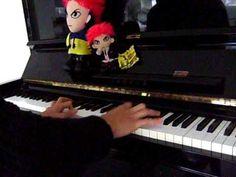 Crucify My Love (X piano)