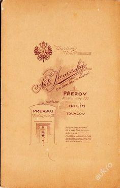 K / kabinetka, dítě , Přerov , Hulín, Tovačov, formát : 11 x 16 cm , --