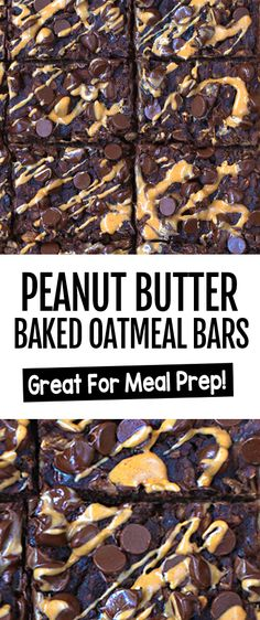 Chocolate Peanut Butter Cup Baked Oatmeal # Food and Drink ideas peanut butter Peanut Butter Brownie Baked Oatmeal - Chocolate Covered Katie Chocolate Peanut Butter Cups, Peanut Butter Oatmeal, Chocolate Oatmeal, Peanut Butter Brownies, Healthy Chocolate, Chocolate Covered, Baking Chocolate, Chocolate Truffles, Chocolate Caramels