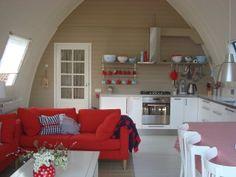 Vlieland, Zonrondom, Beach house for 5.