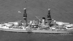 Beautiful clear look at Arizona, 1927.[1280x731] Naval History, Military History, Pearl Harbour Attack, Navy Coast Guard, Us Battleships, Uss Arizona, Heavy Cruiser, Capital Ship, Us Navy Ships