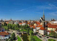 Plzeň - old town (West Bohemia), Czechia Macedonia Greece, Central Europe, European Travel, Czech Republic, Prague, Old Town, Oc, Vacation, Landscape