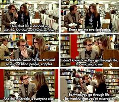 Annie Hall Movie Quotes.