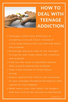 Sometimes #teenagers find it difficult to share their problems with #family and #friends. That leads to intense mood swings, anxiety, ##depression and other #psychological problems. Parents should be careful about the activities of their kids and ensure that they do not fall into any kind of #addictions, friendship with bad habit people. #simplylifetip Simply Life, Mood Swings, Bad Habits, Teenagers, Children, Kids, Depression, Anxiety, Psychology