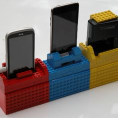 LEGO Recharge Station