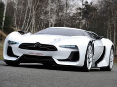 French Concept Cars: Citroën GT Concept