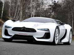 French Concept Cars: Citroën GT Concept