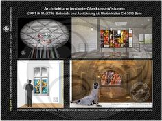ART IN MARTIN - Glaskunst in Verbindung mit Architektur