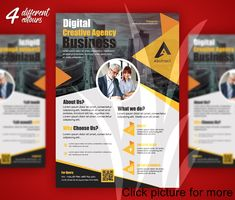 business flyer templates free psd company brochure template free psd modern corporate flyer template free psd 2020 company brochure template Free Psd Flyer Templates, Business Flyer Templates, Brochure Template, Free Flyer Design, Business Poster, Company Brochure, Corporate Flyer, Design Ideas, Business Website