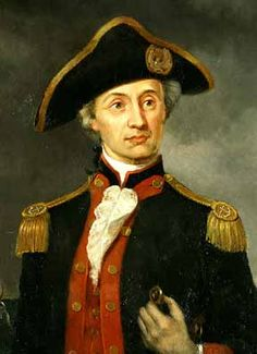 John Paul Jones (July 6, 1747 – July 18, 1792) was a Scottish sailor and the United States' first well-known naval fighter in the American Revolutionary War. Buried at Naval Academy Chapel, Annapolis, Maryland.