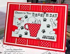 Paper-Paisleys Art Adventures: Bearthday Pandamonium