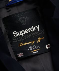 Superdry Supremacy Dinner Jacket