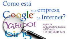 ADVmedia - Agência de Marketing Digital