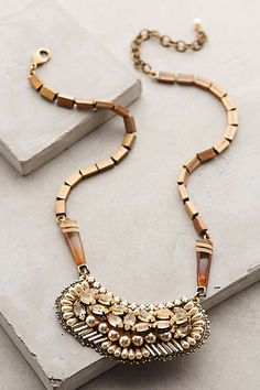 Anthropologie - Udaipur Necklace #anthrofave