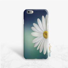 Daisy Handytasche iPhone 5 s SE 5 5c Daisy Case von CaseOcean