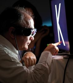 Curing blindness: Vision quest : Nature News & Comment