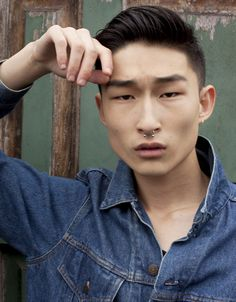 Sang Woo Kim :: Newfaces – Models.com's Model of the Week and Daily Duo