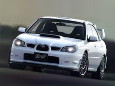 Subaru Impreza WRX STi Spec C Type RA (GDB) '2006