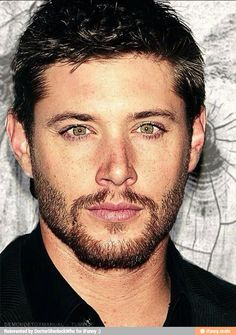 Jensen has got to be the most gorgeous man alive... :))))