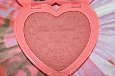 Too Faced Love Flush...
