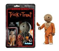 REACTION: TRICK 'R TREAT - SAM