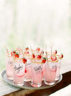 Personalized Refreshments