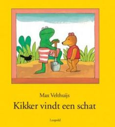 Thema piraten: Kikker vindt een schat (boekentip!)