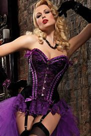 Valentina Corset- Would like to make these for costuming.
