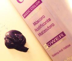 Máscara Acidificante Matizadora Magic Color Power