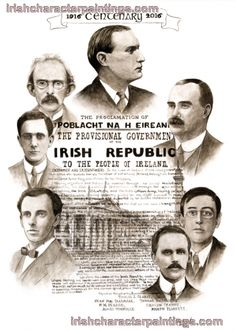 2. The Rising of 1916 played a major roll in sparking the call for independence from England as many of the leaders were unceremoniously executed without hesitation.