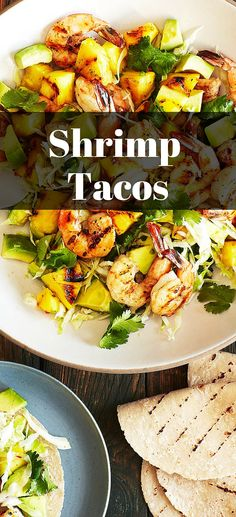 ... Lime Shrimp Tacos | Recipe | Chili Lime Shrimp, Shrimp Tacos and Tacos