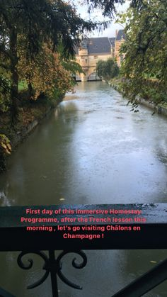 What is an immersion Homestay Programme with Adeline Coché - Immersion Language School ? Language School, French Lessons, France, Water, Outdoor, Chinese Language, Language Lessons, Learn English, German Language