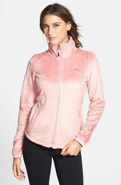 "The North Face ""Osito 2 - Pink Ribbon"" Fleece Jacket"
