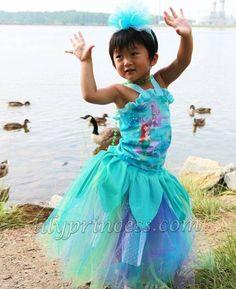Hey, I found this really awesome Etsy listing at https://www.etsy.com/listing/89481467/custom-mermaid-ariel-tutu-birthday