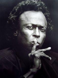 Miles Davis, by Annie Leibovitz