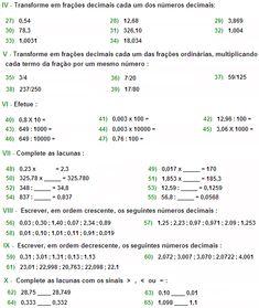 Números Decimais - Parte I - Matemática Muito Fácil - Aritmética