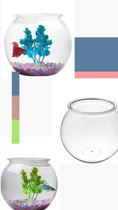 Ideas for fish lovers Aquarium, Fish, Pets, Goldfish Bowl, Aquarius, Fish Tank, Ichthys