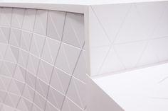 Columbus Milan #materials #freeform #organic #parametric #wood #flexible #design #innovation #digital #architecture #cladding #startup #milan #interior #design #three-dimensional #faceted #modular