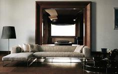 Living Divani 'Ile Club' sofa