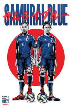 Japan World Cup 2014