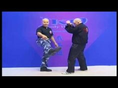 JKD Training on YouTube With Master Wong