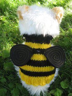 honey bee sweater on etsy