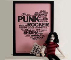 The Ramones Print